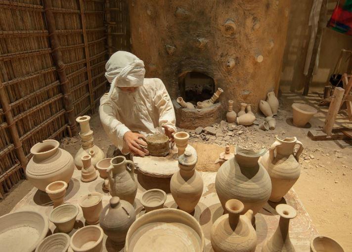 Design contest to promote pottery area