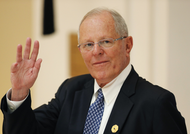 Peru president rejects demands of resignation