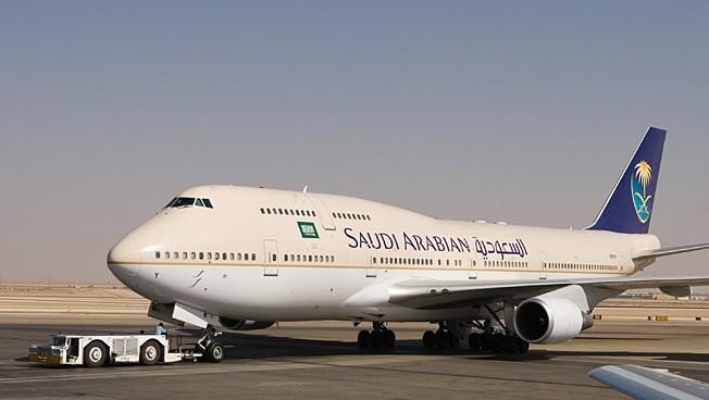 Saudi plane makes emergency landing in Egypt
