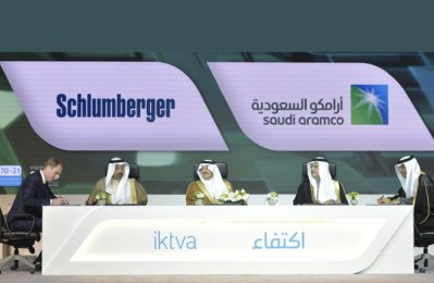 Schlumberger wins big Saudi Aramco drilling contracts