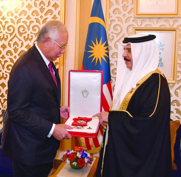 Malaysia ties hailed