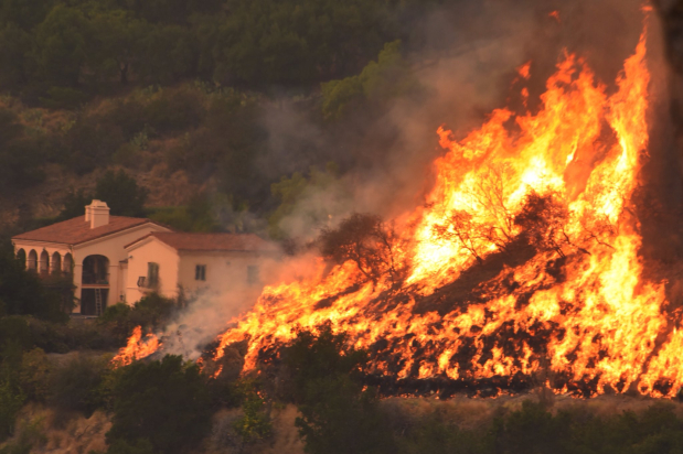 Massive California wildfire triggers new wave of evacuations