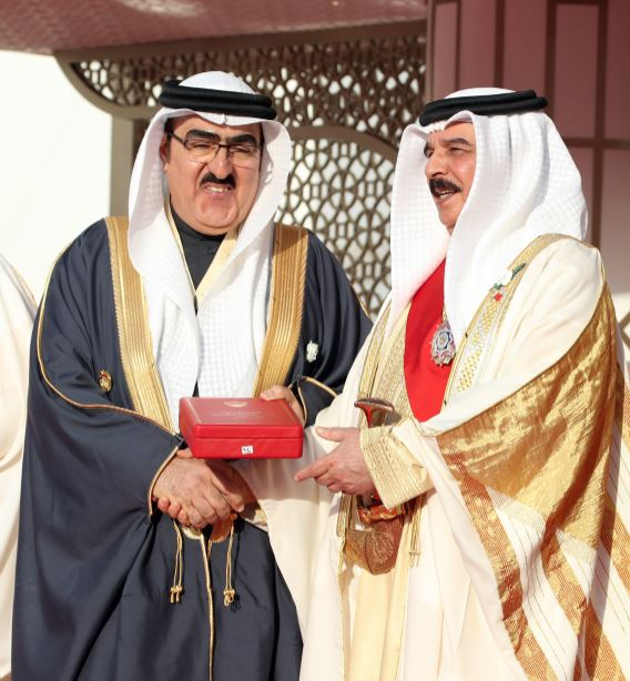 IN PICTURES: Bahrain 'racing to the future' says King Hamad