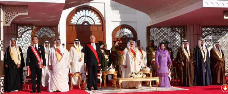 King Hamad pays tribute to Bahrain's martyrs on National Day