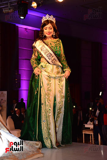 In Pictures: Moroccan national Sherine crowned Miss Arab World