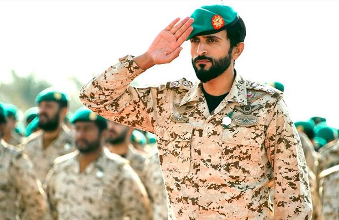 Shaikh Nasser pays tribute to nation's late servicemen
