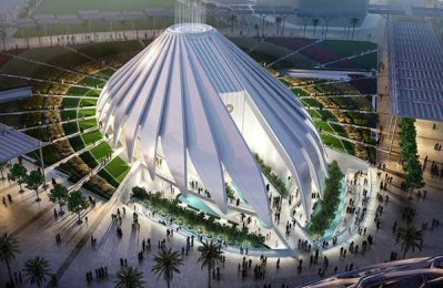 Work begins on UAE pavilion at Expo 2020 Dubai