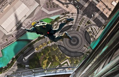 At the Top, Burj Khalifa offers new VR experience