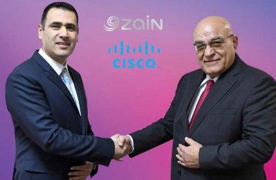Zain, Cisco achieve key network transformation milestone