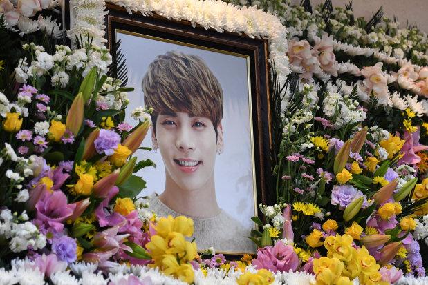 K-pop star bemoans loneliness in suicide note