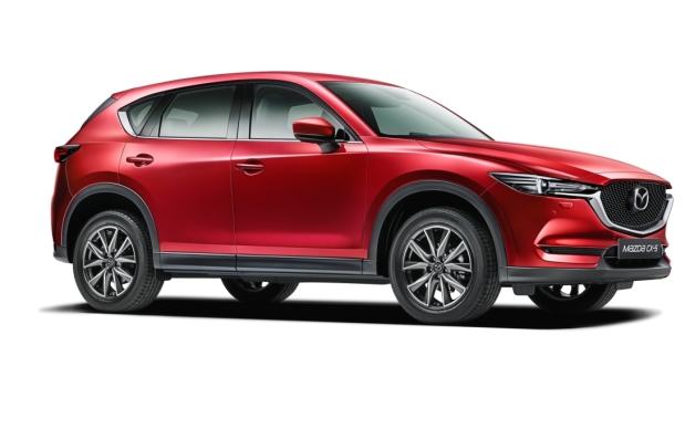 Mazda CX-5 redefines driving experience
