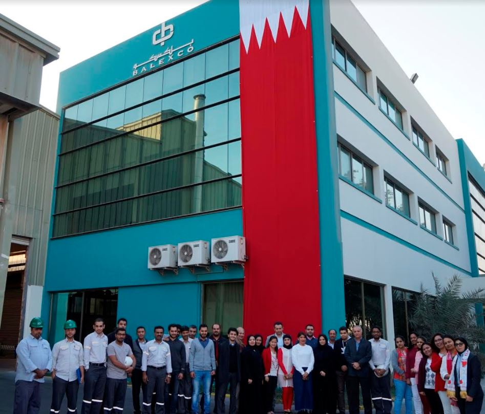 Photo Gallery: Balexco employees celebrates Bahrain's