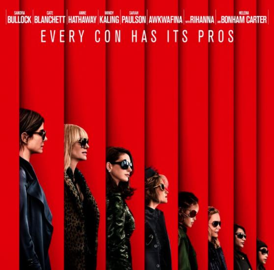 Ocean 8 Trailer: Watch out for Sandra Bullock and her girl gang!