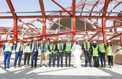 Bee'ah achieves key construction milestone