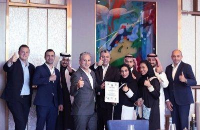 Hyatt Regency Riyadh Olaya gets top recognition