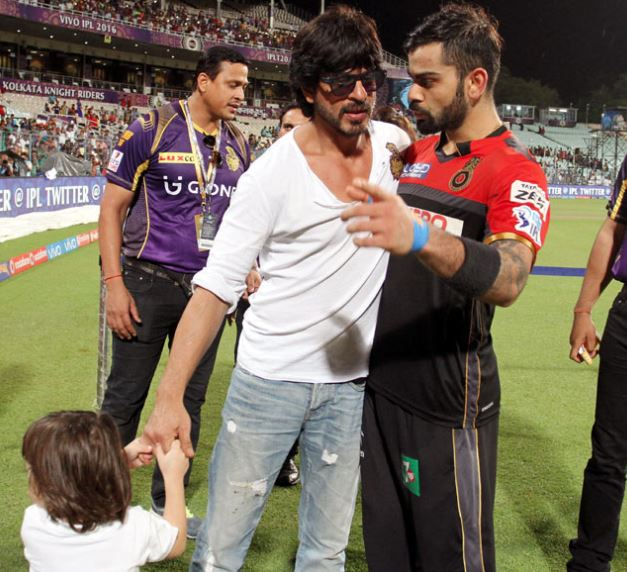 Virat Kohli replaces SRK as most valuable celebrity brand