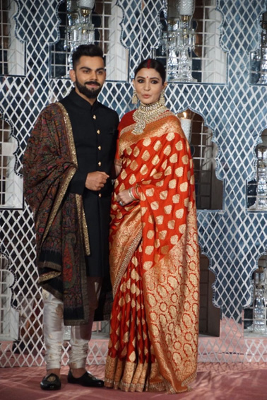 Modi attends Virat-Anushka wedding reception
