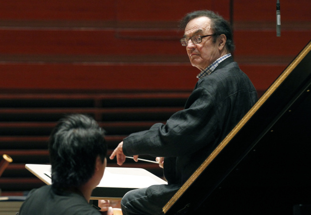 Famed conductor Charles Dutoit accused of sexual misconduct