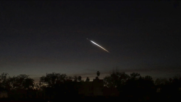 Tech Talk: Rocket lights sky as it carries satellites from California