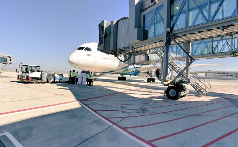 In Pictures: Oman Air operates first test flight from new Muscat airport