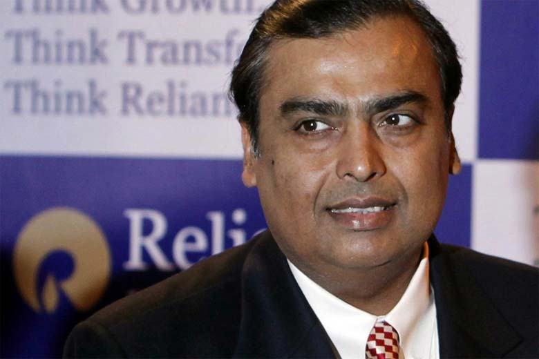 Ambani: RIL to be among top 20 global firms