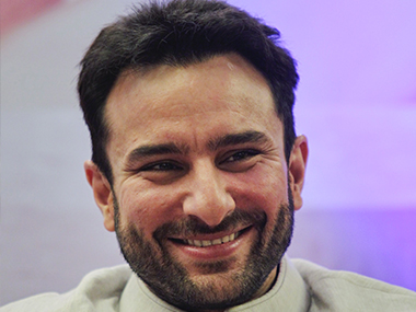 Saif Ali Khan: Don't know if we have lost song-and-dance culture