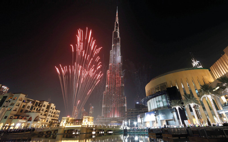 "Dubai to stage ""Light Up 2018"" in glittering night"