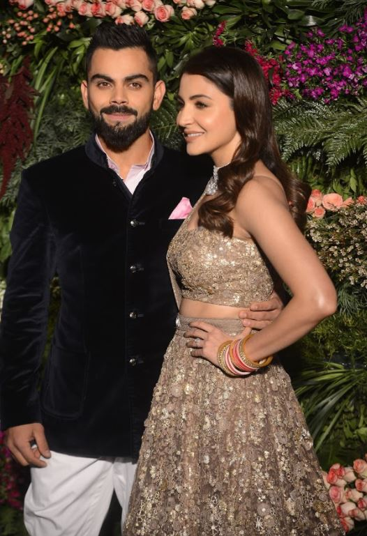 Eight celebrities missing from Virat and Anushka's wedding reception