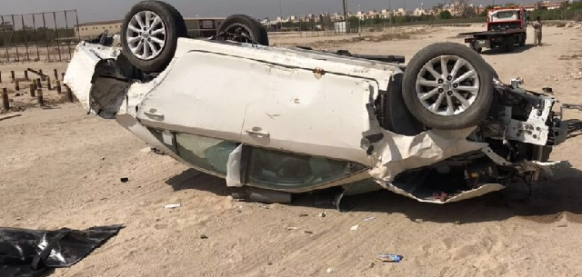 American citizen killed in horrific car accident in Kuwait