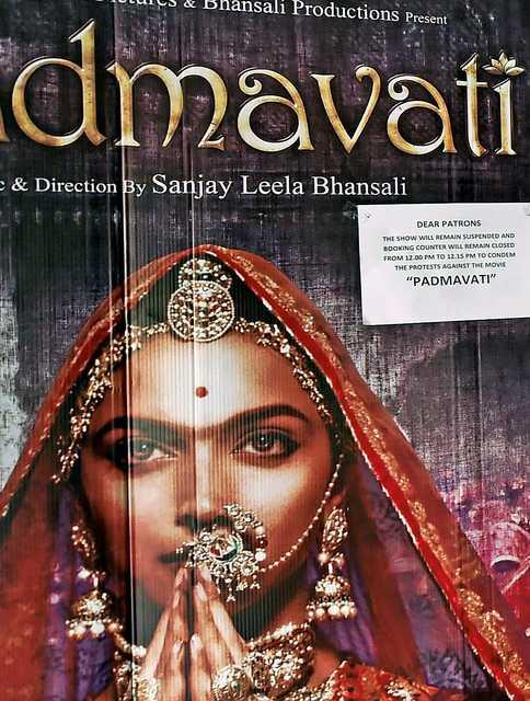 'Padmavati' is now 'Padmavat', censor board suggests five modifications