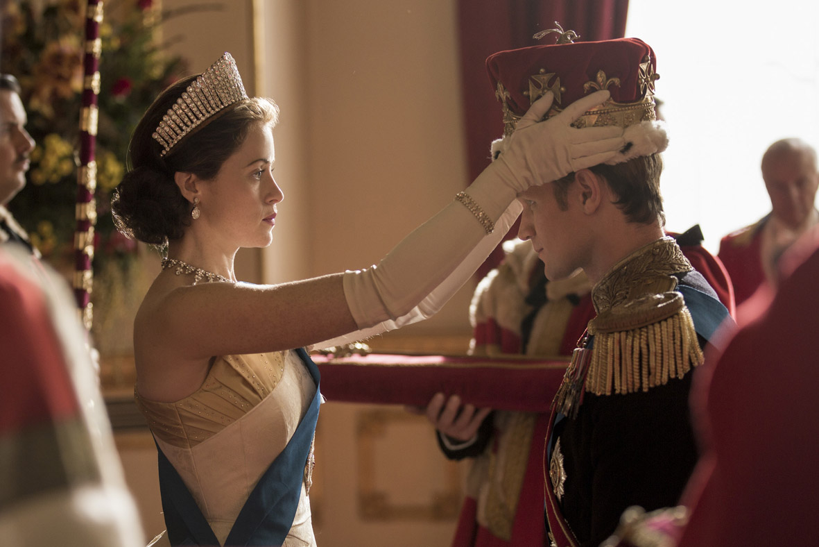 'The Crown' transports Amitabh Bachchan to the era of late 1940s