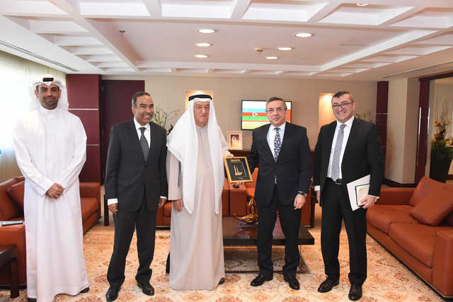 Photo Gallery: BCC chairman: Trade links between Bahrain and Azerbaijan and Bangladesh need to be stepped up