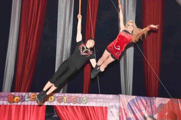Circus fun at corniche