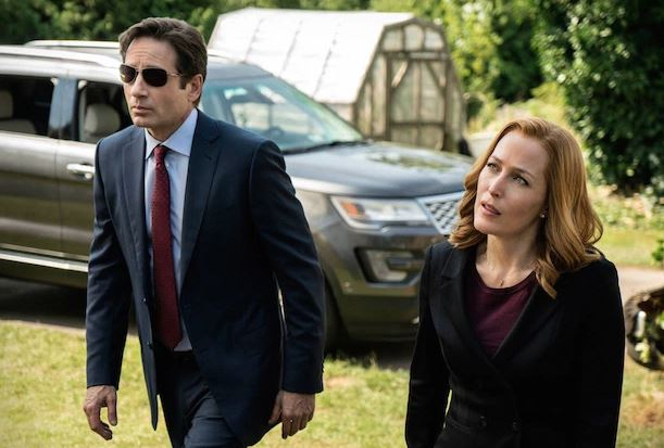 Gillian Anderson is quitting 'The X-Files'