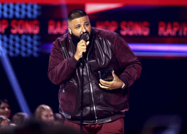 Weight Watchers hire hit-maker DJ Khaled to promote weight loss plan