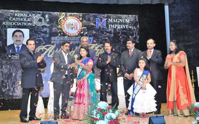 Photo Gallery: The finale of 'Magnum Imprint KCA Sargotsav' at Kerala Catholic Association was held at its auditorium
