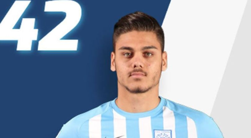 Arsenal to sign Greek defender Mavropanos, says Wenger