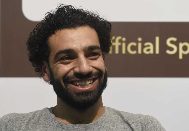 Egypt's Salah named African Footballer of the Year
