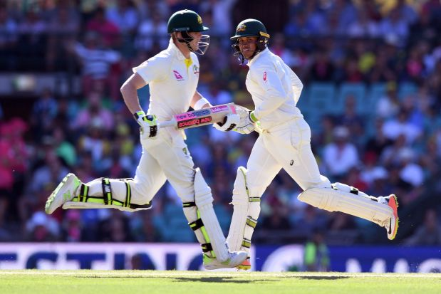 ASHES: Smith, Khawaja frustrate England in Sydney