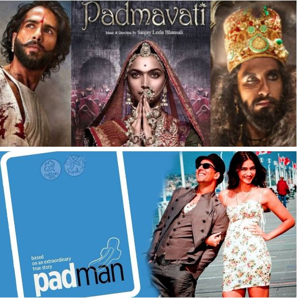 'Padman' and 'Padmavati' likely to be released on same day