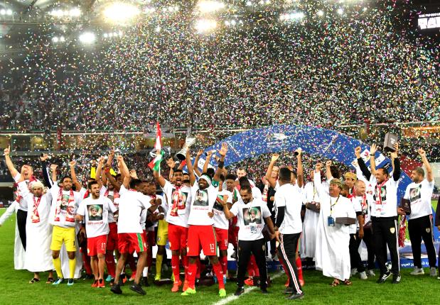 مباريات عمان في كاس اسيا 2019