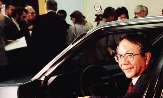 Former Toyota chief Tatsuro Toyoda dies at 88