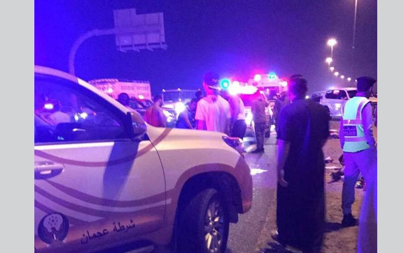 Three African expatriates arrested for killing two UAE nationals