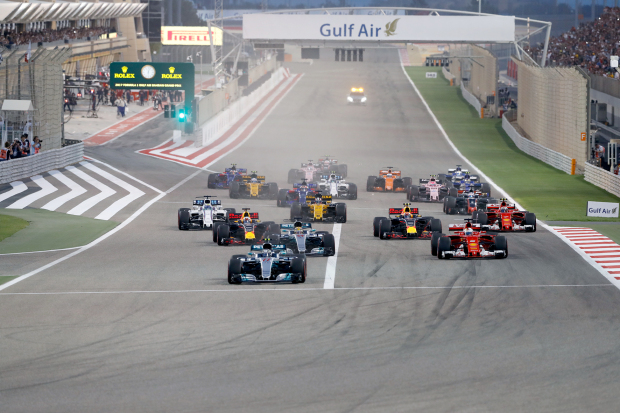 Discounts available for early-bird Formula One tickets