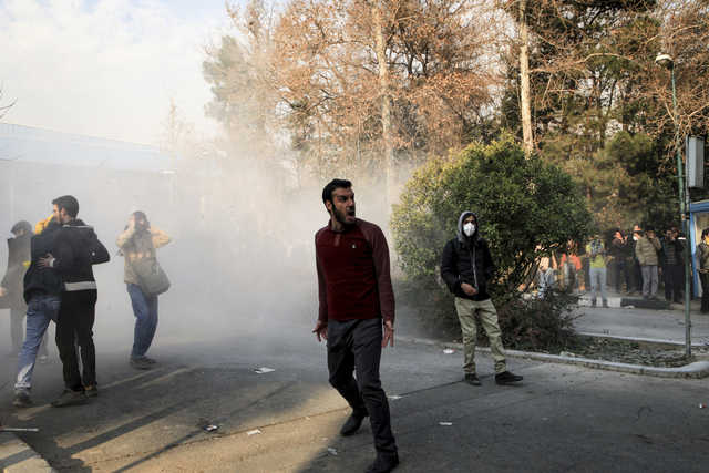 GDN Reader's View: Is Iran imploding?