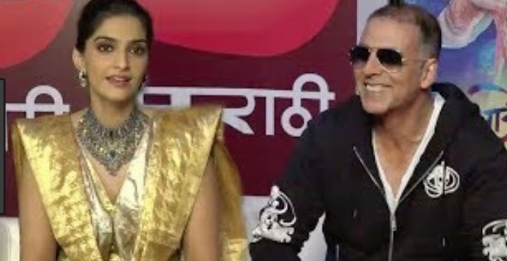 Bollywood: Bald and proud: Akshay Kumar is losing hair but refuses to hide it