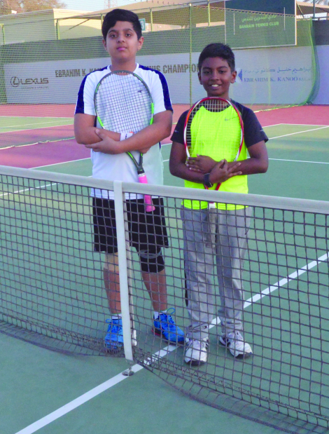 Bahrain tennis: Rushikesh rally to beat Yousef