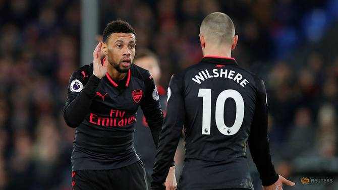 Arsenal's Coquelin to join Valencia, says Wenger
