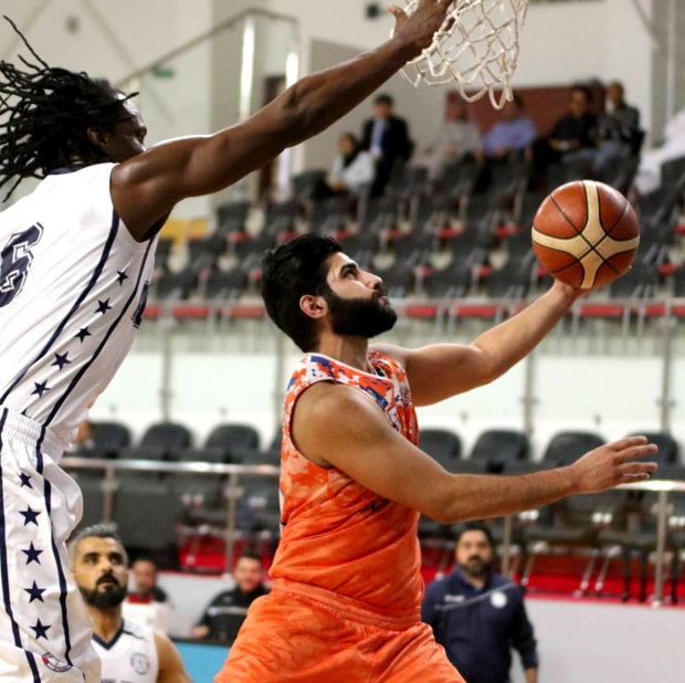 Bahrain basketball: Nuwaidrat power past Bahrain Club