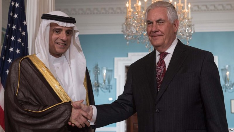 Saudi and US discuss key regional and international issues